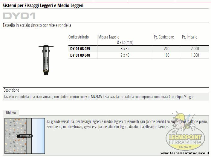 Misura 2,5x20 mm. cf. 1000 pz. VITI PER TRUCIOLARE TSP CR BRONZATE