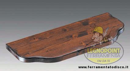 Legnopoint ferramenta todisco rivenditore milwaukee aeg krino for Mensole in noce